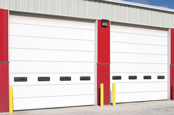 Commercial Wind Load Doors
