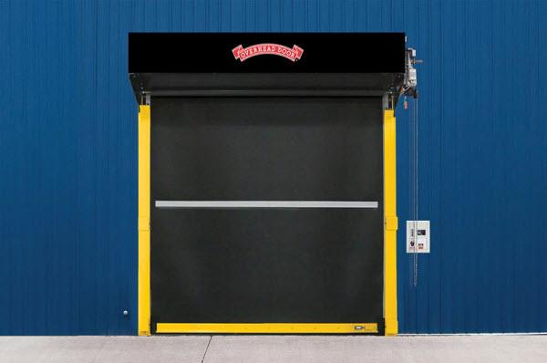 RapidFlex® Rubber Doors