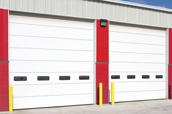 Commercial Wind Load Doors